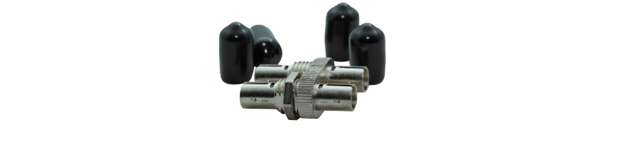 ST, FC, MTRJ, E2000 fiber adapter