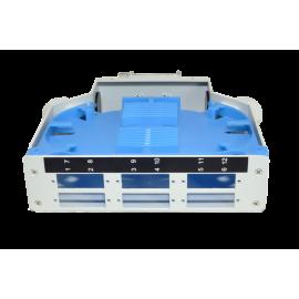 DIN -Skinne Fiberbox VU