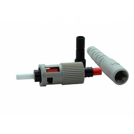 3M™ Crimplok Multimode ST fiberkonnektor
