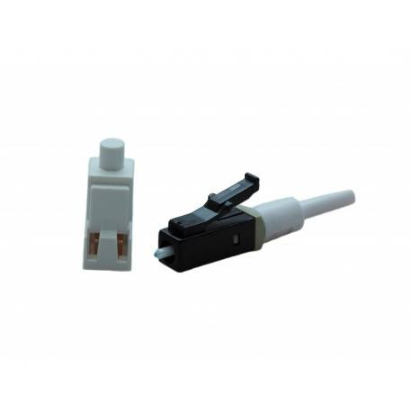 3M™ Hot Melt 6600-S MM LC fiberkonnektor