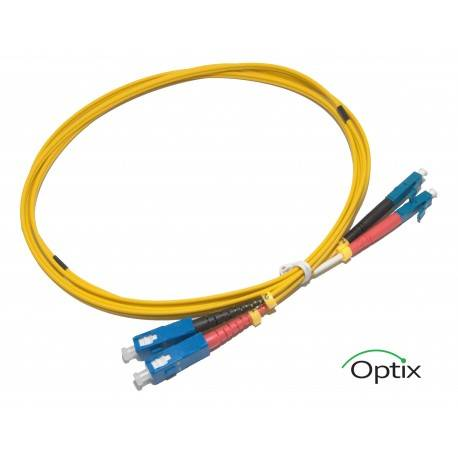 Optisk fiberpatch kabel singlemode 9/125μm