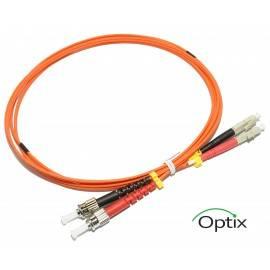 Optisk fiberpatch kabel OM1 62,5/125μm