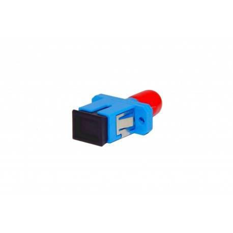 fiber adapter sm sc/upc til st simplex adaptor