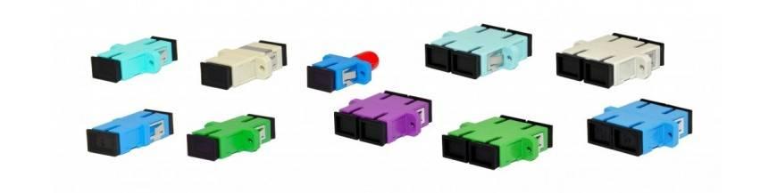 SC fiber adapter